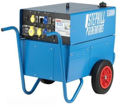 6kva super silent generator