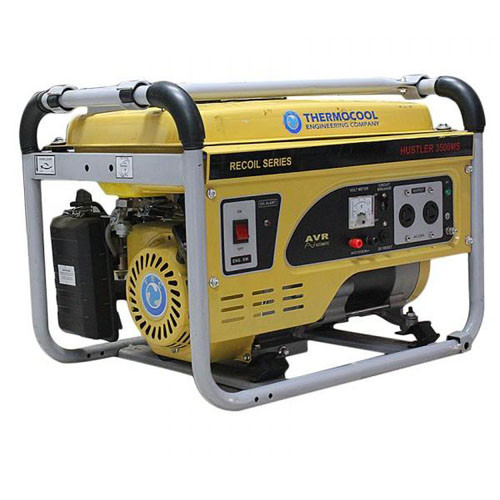 Thermocool-2-8Kva-3-5kva-Hustler-Generator-Set-Recoil-Wheel