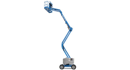 Picture of Cherry Picker Boom Hoist