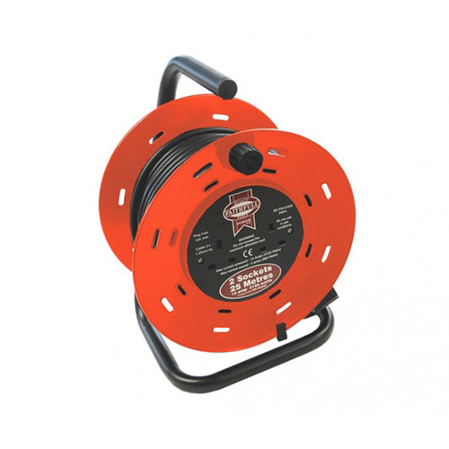 extension-lead-cable-reel-2-sockets-25-metre